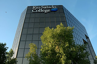 image of Rio Salado College headquarters in Tempe
