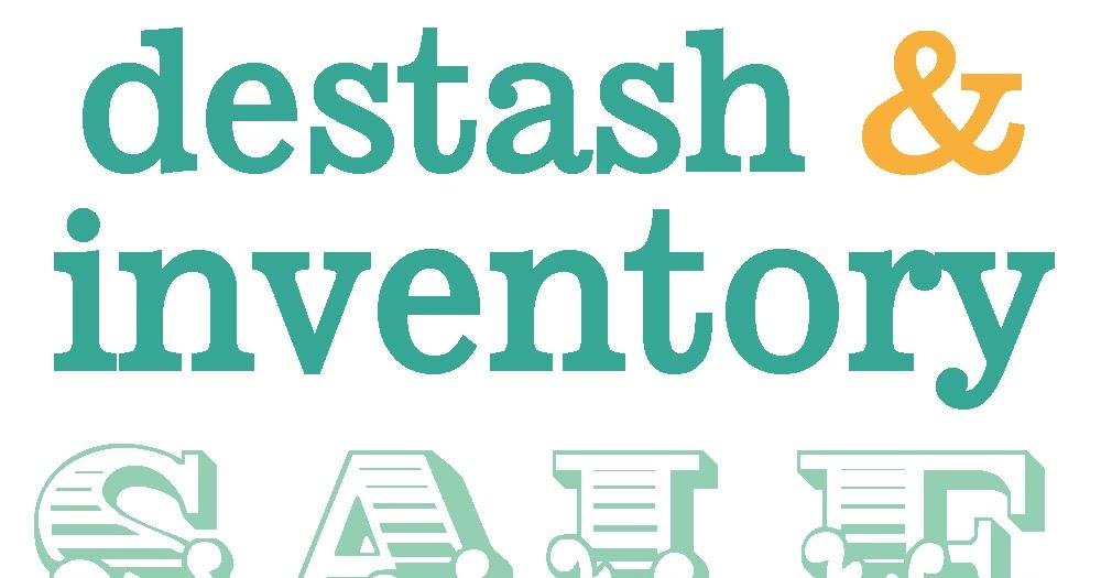 Everyday Celebrations: Destash and Inventory Sale