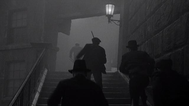 «Тени и туман», режиссер Вуди Аллен