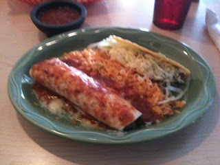 Costa Azul Burrito and Taco Lunch