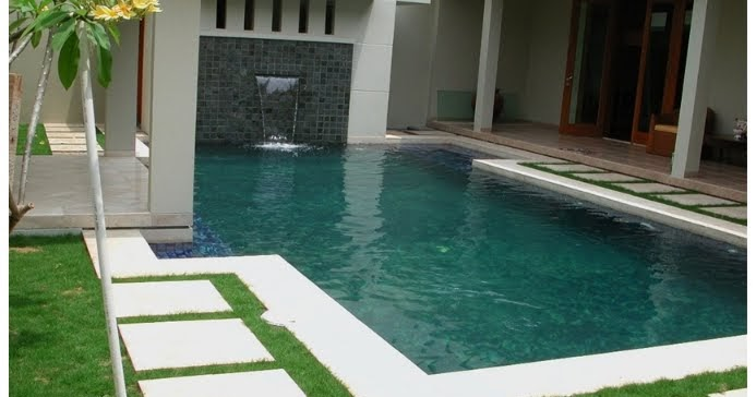 kolam renang sederhana cv ganesha pool swimming pools