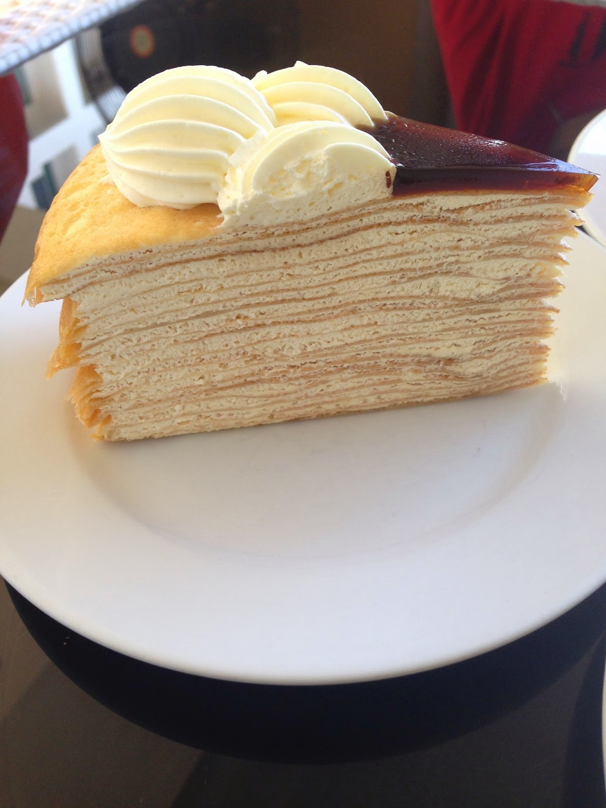 Mille Crepe, brown sugar melaka , Nadeje at Plaza Mahkota, @www.lifefoodcoffee.com