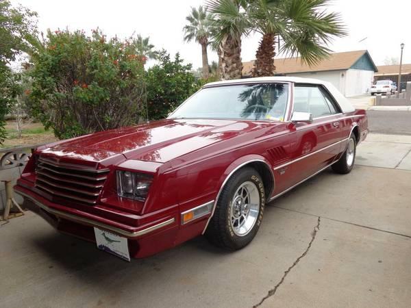 1983 Dodge Mirada CMX