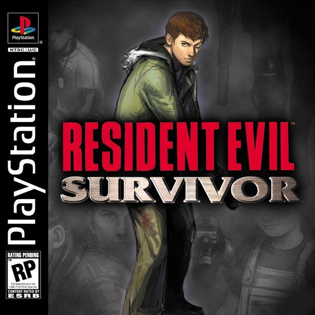 Blog Not Found: Ilmu Komputer: Download Resident Evil Survivor Ps1