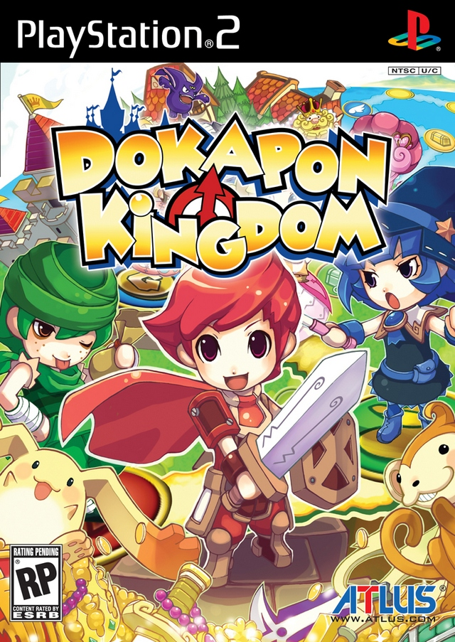 PS2 Dokapon Kingdom Cheats - Daftar, Review, Cheat ...