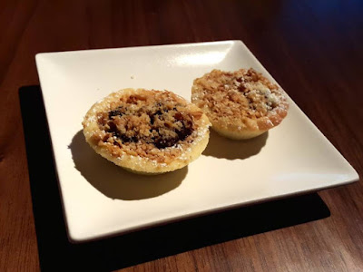 Minced Pies at Bread Street Kitchen Marina Bay Sands