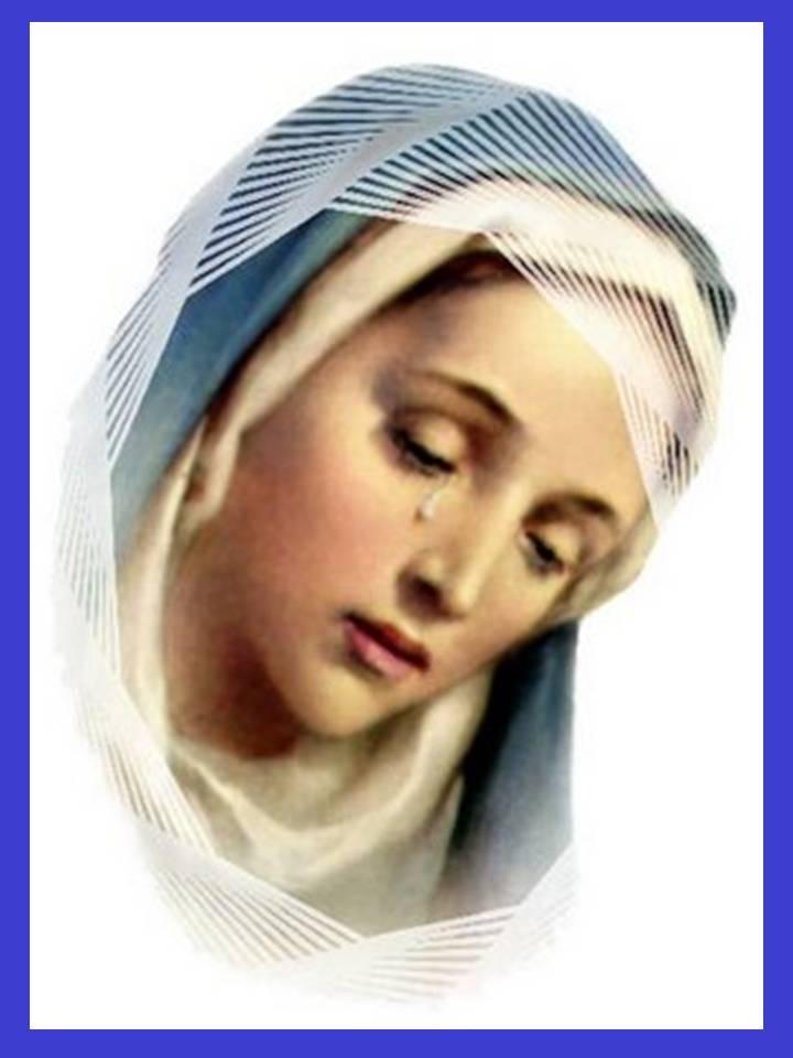 Santísima virgen y Madre;