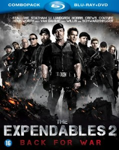 movie The Expendables 2 image