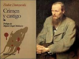 Dostoievski, literatura universal, crimen y castigo, grandes obras, imagenes