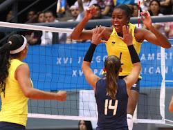 É bom rever a determinação de um grupo -16 Jogos Pan-Americanos