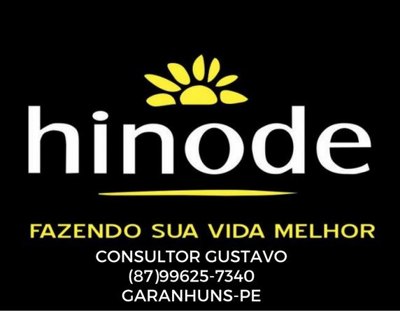 Hinode Consultor Gustavo