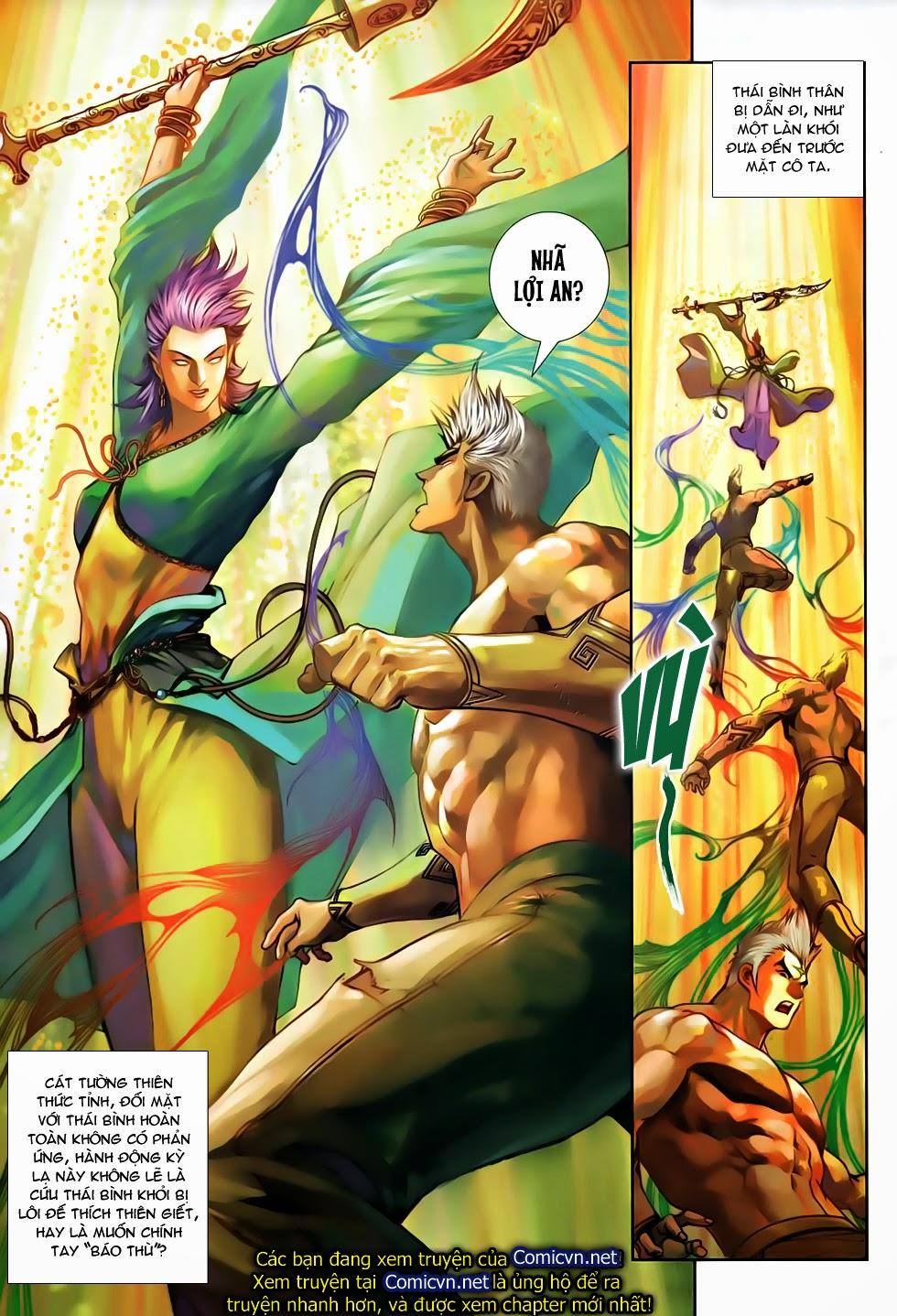 Thần Binh Tiền Truyện 2 chap 21 Trang 32 - Mangak.info