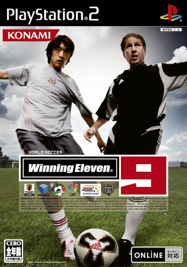 Winning Eleven 9 Musim 2015