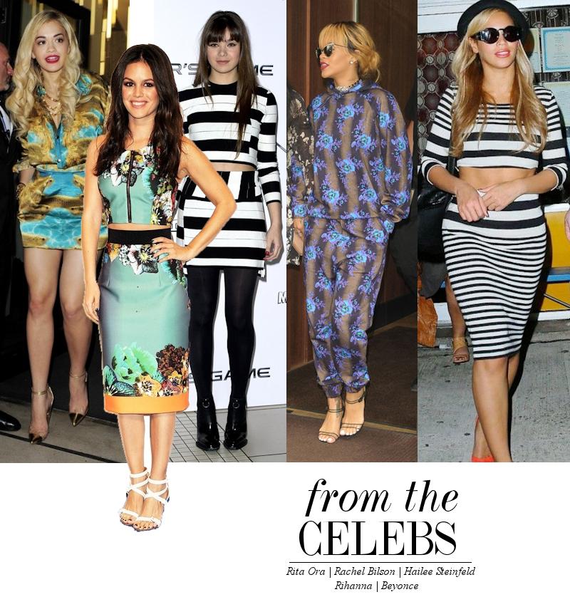 Stylish separates fashion