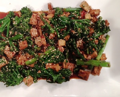 ottolenghi sweet broccolini tofu