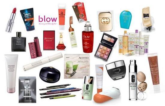 ladies cosmetics items - photo #2