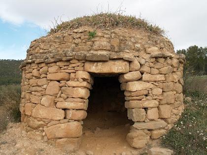 La barraca de vinya de Cal Barrab