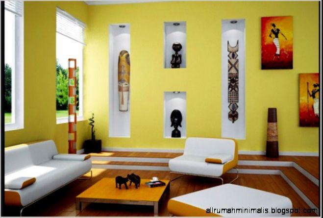 11 Inspirasi Dekorasi Rumah Minimalis Terpilih dan Terbaik