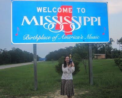 Mississippi State Line