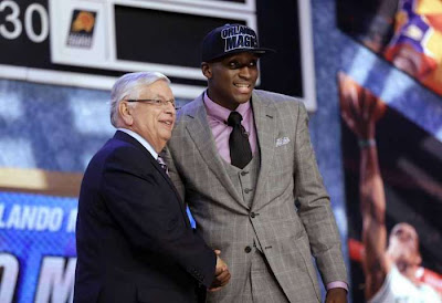 Victor Oladipo at the 2013 NBA Draft