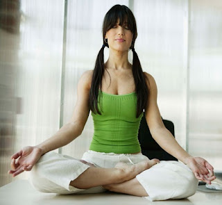 How to lose weight by meditating?