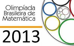 Inscrições para 35ª Olimpíada Brasileira de Matemática encerra dia 30