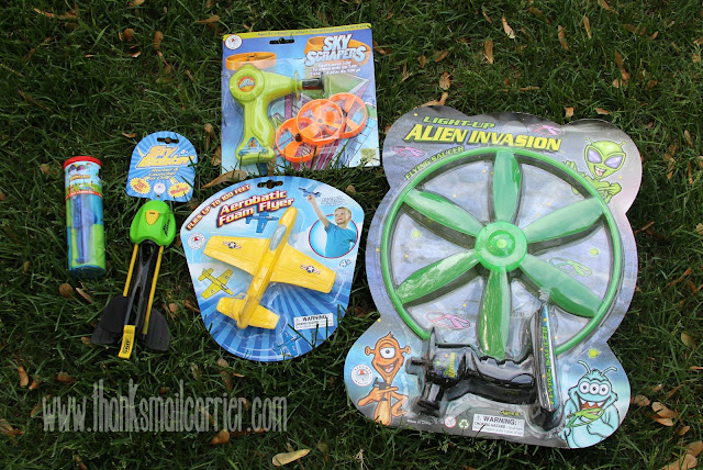 Aeromax outdoor toys