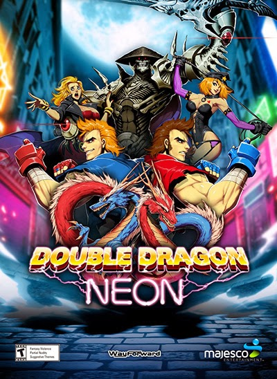 Download Double Dragon Neon Full Game