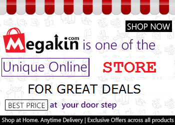 Megakin- For Great Coupons and Deals