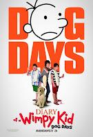 El diario de Greg 3: Dias de perros (2012) online y gratis