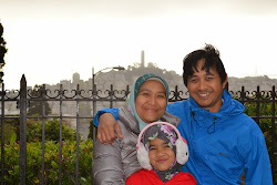 Me and my family @ San Francisco, USA