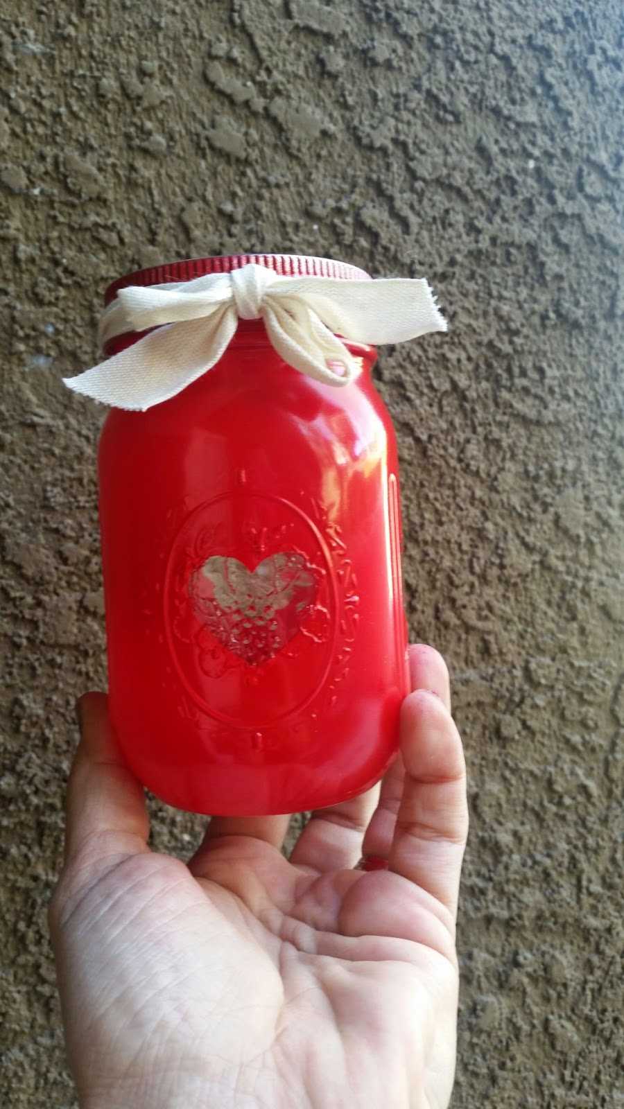 On the go oc things to do with your family valentine 39 s for Cool things to do with mason jars