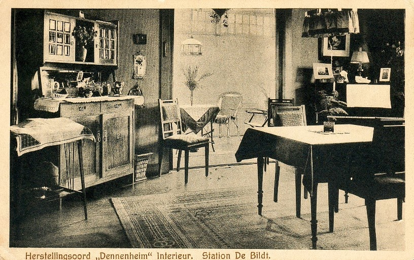 1940 1949 a8 alice d c louise d g silke b interieur for Jaren 50 interieur