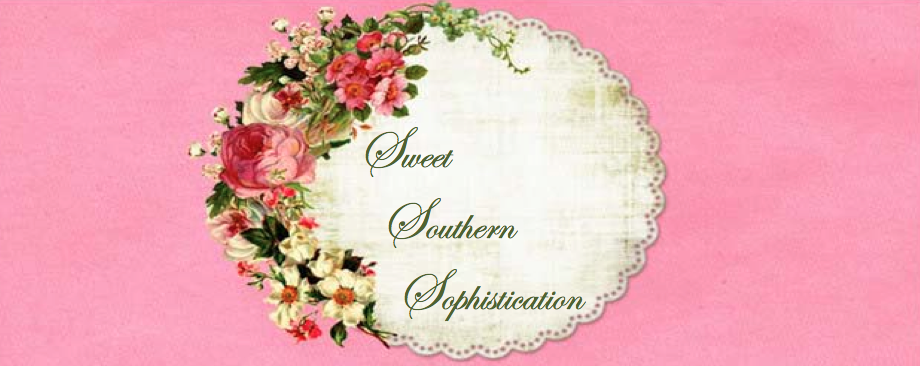 Sweet Southern Sophistication