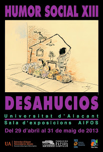 """Abrir catálogo de """"Humor Social""""- Universitat d'Alacant"""