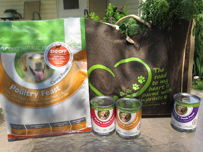Feed your dog the natural way with Only Natural Pet dog food