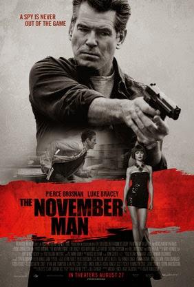 November Man 2014 poster