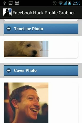 This application lets you view profile pic of any Facebook User.whose ...