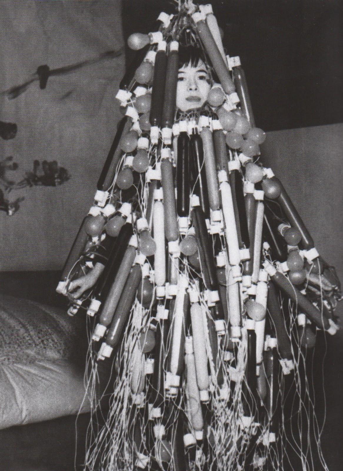 a u r a: atsuko tanaka - the electric dress