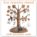 ECO JEWELRY STAND