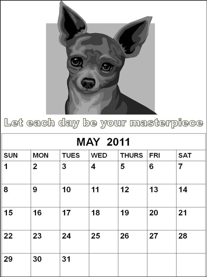 may 2011 calendar page. page 2011 May Calendar