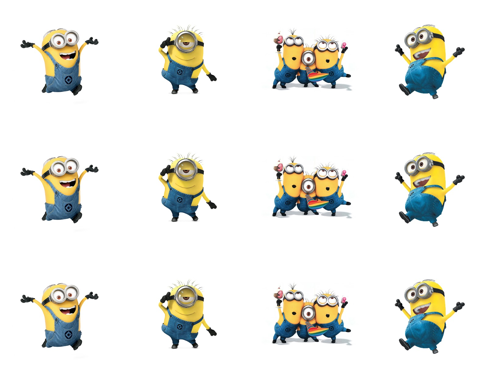Minion party invitations gangcraft diy design den minion birthday party with free printables party invitations stopboris Image collections