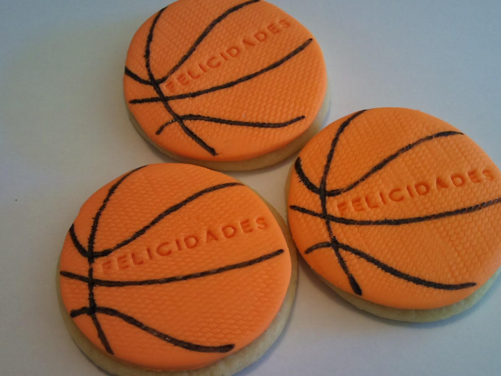 Tartas Decoradas Baloncesto