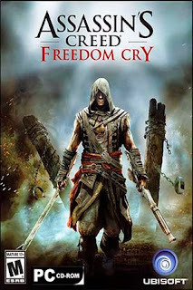 Poster Assassin's Creed IV: Freedom Cry
