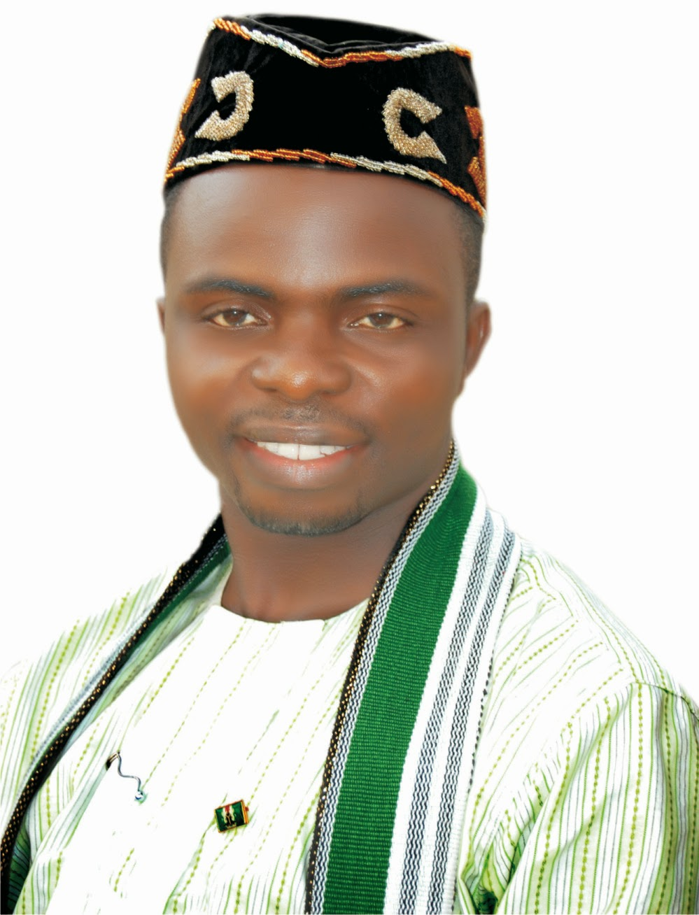 Udom's man donates office to PDP