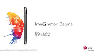 LG Optimus G2 Akan Dirilis 30 Mei 2013 ?