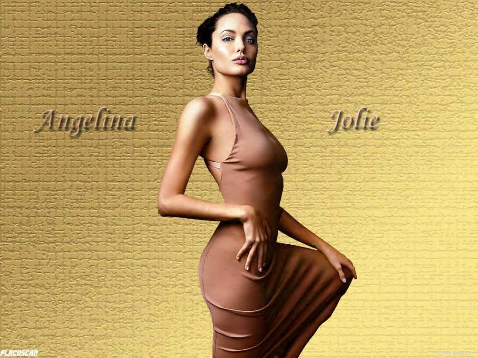 Анджелина джоли грудь 15 фотография