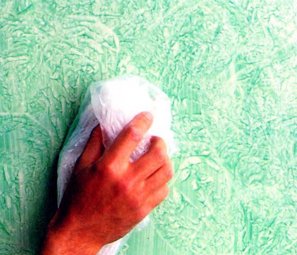 Productos maderables de cuale c mo preparar una pared - Pinturas decorativas en paredes ...