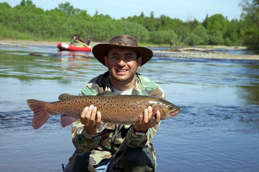 Нижние лемезы рыбалка