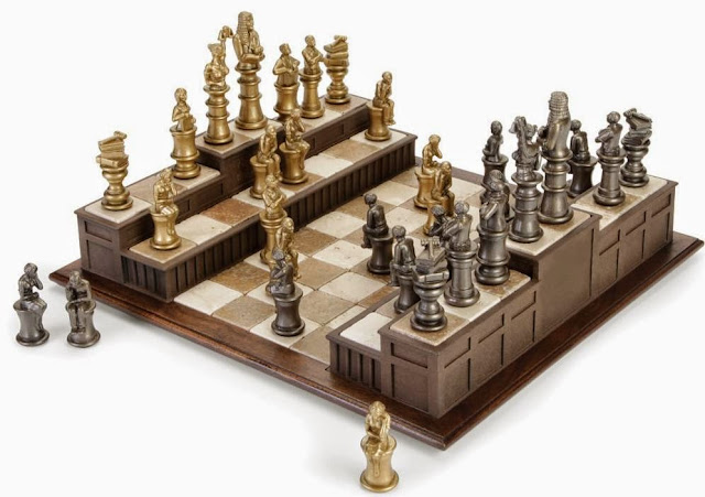 Awesome and Coolest Chess Sets (15) 2